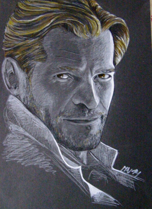 Nikolaj Coster-Waldau by Mint-flower